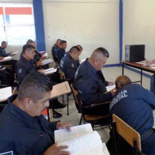Más de mil policías preparados para el nuevoSistema de Justicia Penal: SSPO