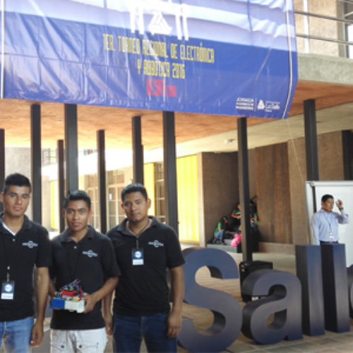 Estudiantes de la UTVCO obtienen primeros lugares en concurso de robótica y electrónica