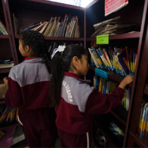 Alumnos de la Sierra Juárez se benefician a través del programa Escuelas de Tiempo Completo