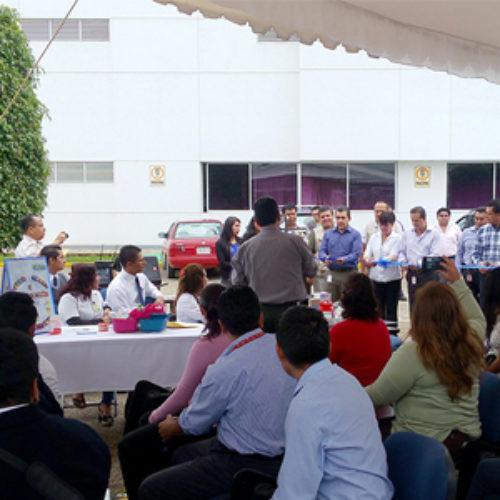 Participa COESIDA en Feria de la Salud, Seguridad e Higiene del Grupo ADO