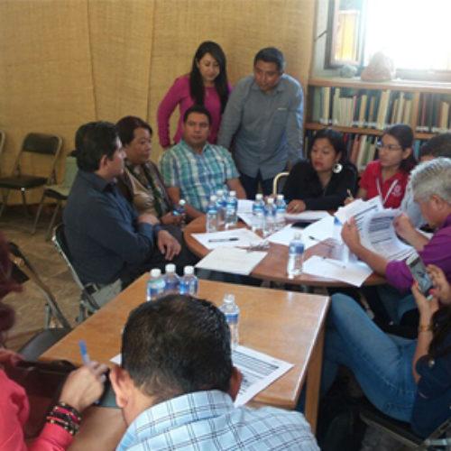 Realiza IEEDS taller para el cierre del Programa Estatal de Cambio Climático en Oaxaca