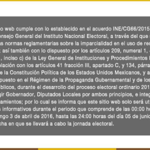 COMUNICADO DEL COLEGIO DE ESTUDIOS CIENTÍFICOS Y TECNOLÓGICOS DEL ESTADO DE OAXACA