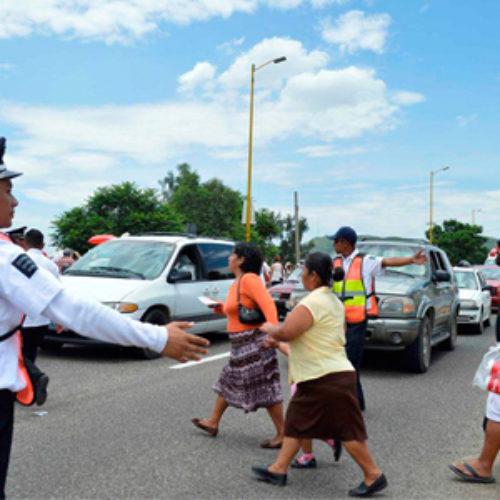 Arranca Operativo de Seguridad y Vialidad  por Festividades de Guelaguetza y temporada vacacional
