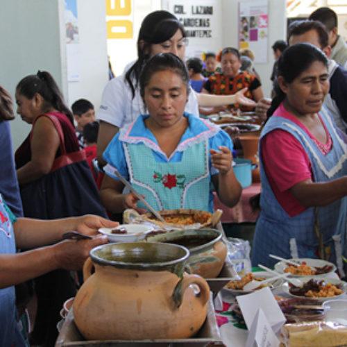 Participan Cocinas Comunitarias del DIF Estatal en Jornada Nacional de Alimentación