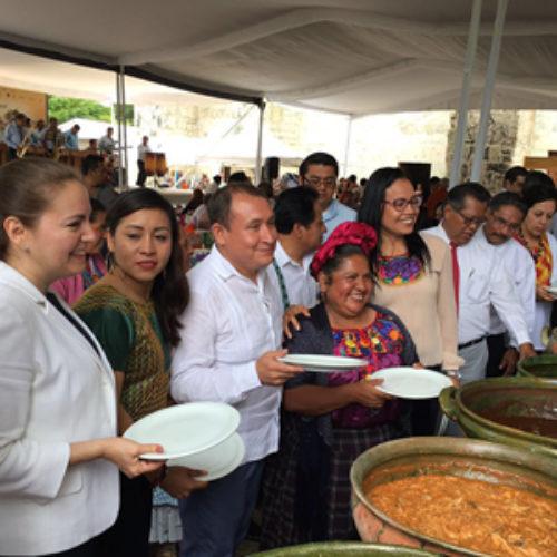Festival de los Moles, sinónimo de la diversidad gastronómica de Oaxaca