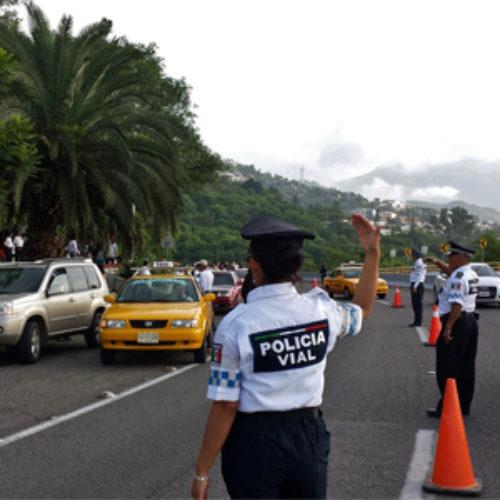 Policía Vial se reporta lista para el Operativo Guelaguetza 2016