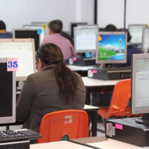 Cumple Oaxaca en la evaluación docente de nivel medio superior