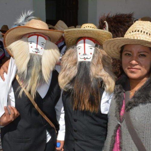 """""""LOS CHALCATONGUENSES ORGULLOSOS DE NUESTRAS TRADICIONES"""", PRESIDENTE ADOLFO NICOLÁS"""