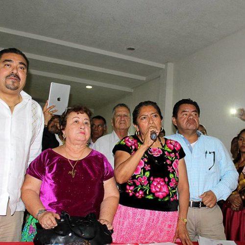 PRESIDENTA DE JUCHITÁN, GLORIA SÁNCHEZ SE SUMA A DEMANDA DE EMERGENCIA EN EL CAMPO POR SEQUÍA