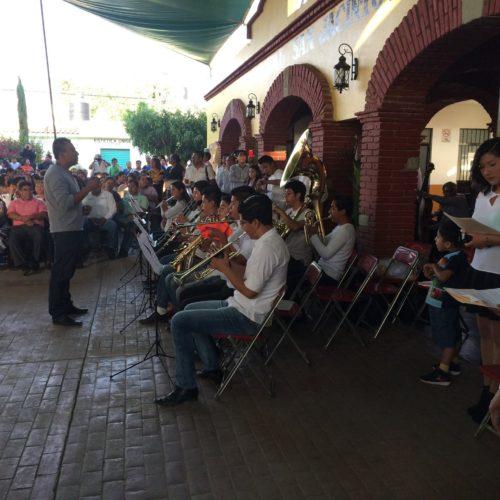 FIESTAS EN SAN JACINTO AMILPAS