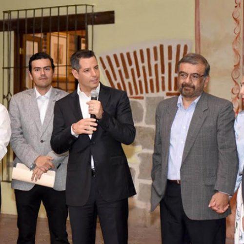 Reafirma AMH su respaldo a inversionistas oaxaqueños.