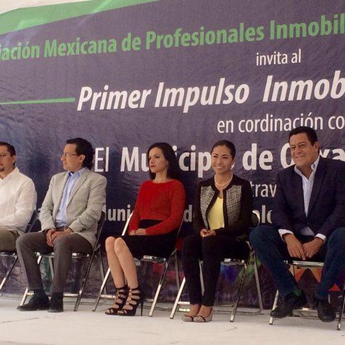 Firman acuerdo AMPI y Municipio de Oaxaca