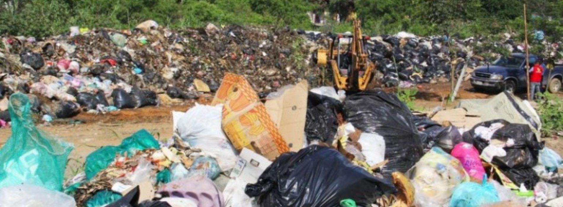 Municipio de Oaxaca comenzó plan para sanear el río Atoyac.