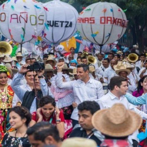 Oaxaca, lista para ofrecer a México y al mundo su Guelaguetza: Murat