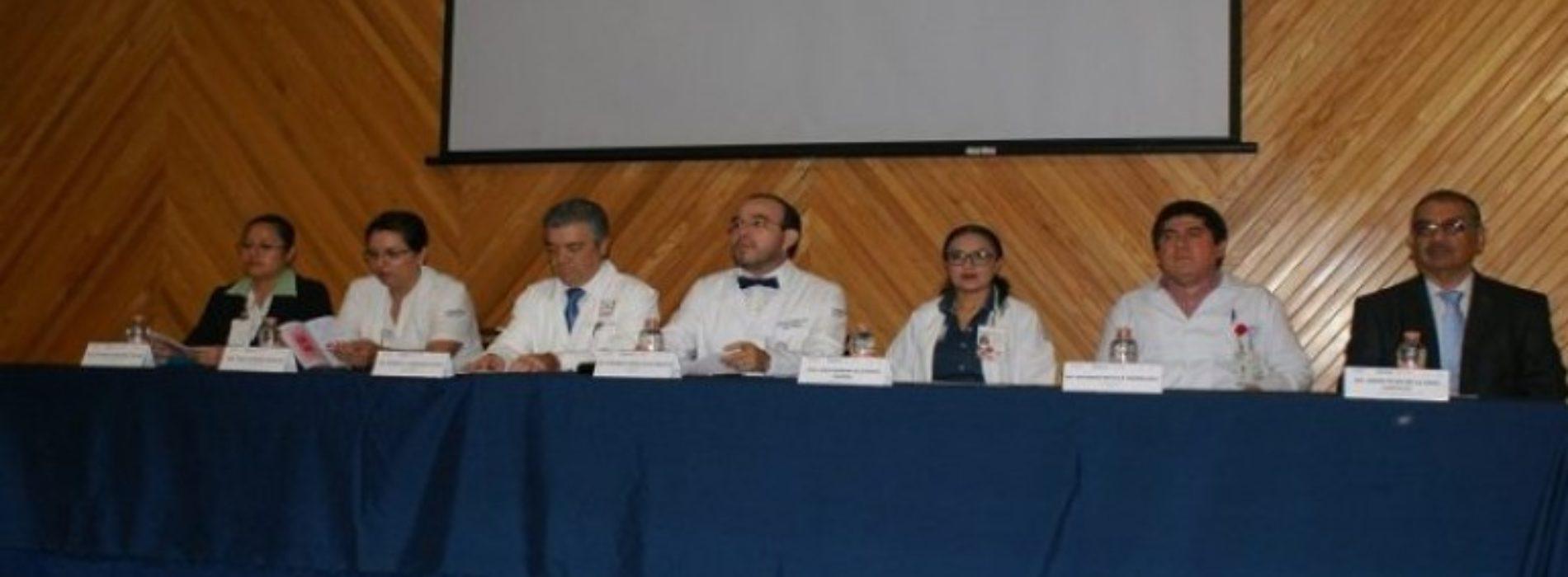 Realizan Coesida y Hospital de Alta Especialidad simposio sobre VIH y sida.