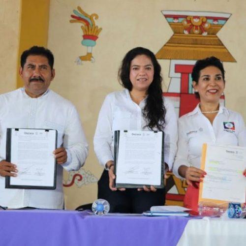 Fortalece SMO liderazgo de mujeres en municipios.