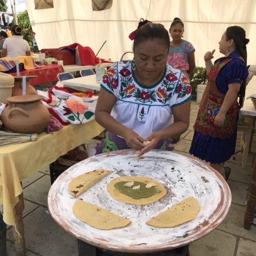 Invitan a la Feria de la empanada en el Tule.