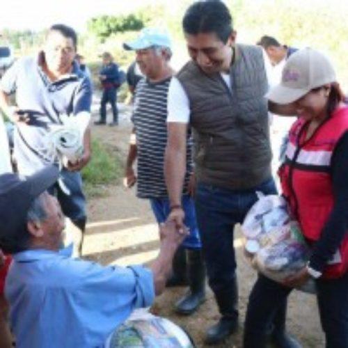 Trabajo en unidad, clave para salir adelante en Xoxocotlán: ALJ