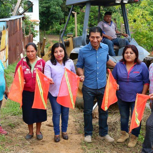 Alejandro López Jarquín comprometido con el desarrollo urbano de Xoxocotlán
