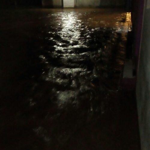 Atiende Gobierno Municipal afectaciones por lluvias en la capital