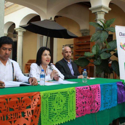 Reactiva Seculta agenda cultural en Oaxaca