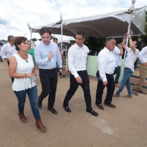 Juchitán tiene 11 albergues instalados; proporciona 50 mil alimentos al día