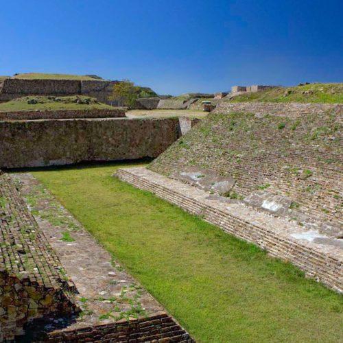 Dañan sismos y lluvias 325 sitios históricos y zonas arqueológicas