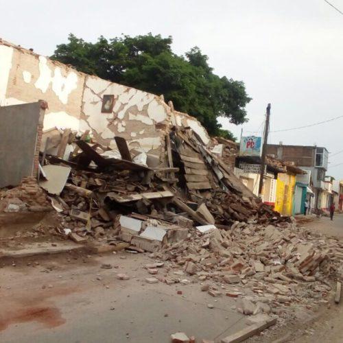 Registran 270 sismos desde el terremoto del 7 de septiembre