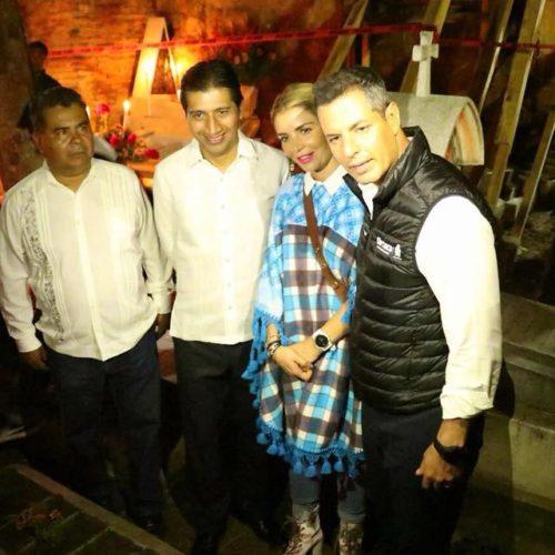 Viven tradiciones y cultura durante Día de Muertos en Xoxocotlán