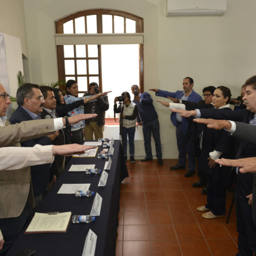 Se integra el Consejo Municipal de Ordenamiento Territorial y Desarrollo Urbano