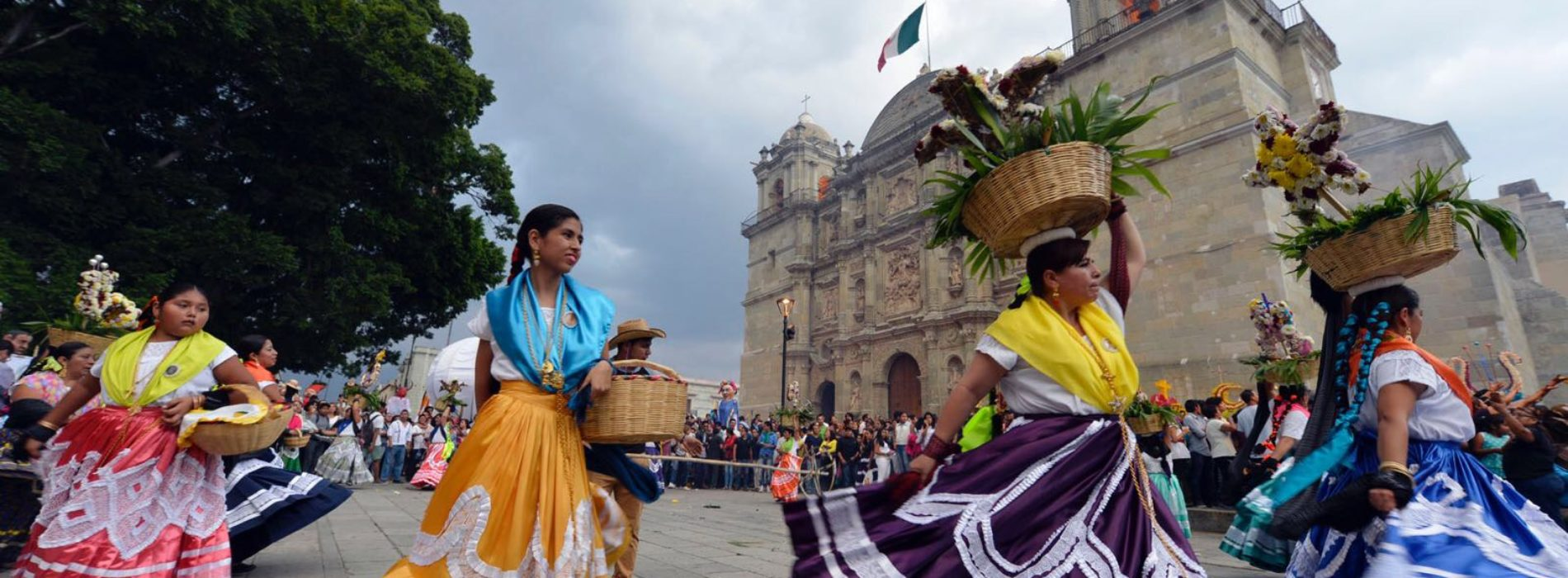 Oaxaca de Juárez capital culturalmente activa