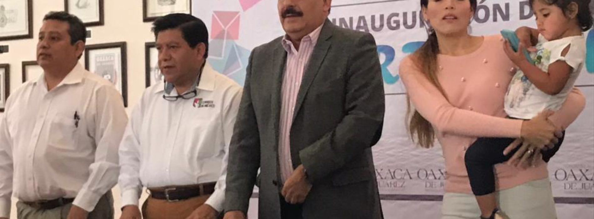 Inicia el programa Carta Navideña en la Ciudad de Oaxaca.